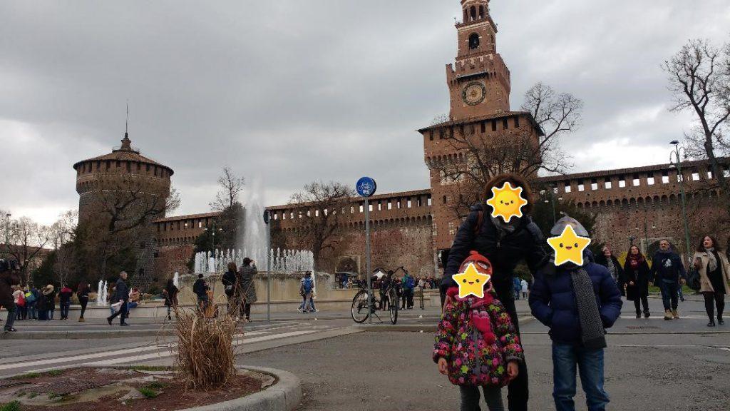 castello sforzesco uno dei migliori musei di Milano