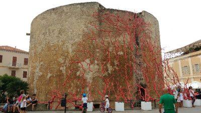Alghero con bambini Largo San Francesco