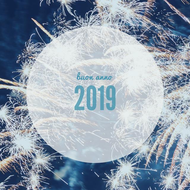 Buon anno 2019!
