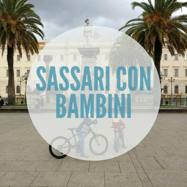 Sassari con bambini – Visitare la Sardegna tutto l'anno