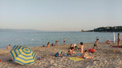 Spiaggia di Lazzaretto Alghero