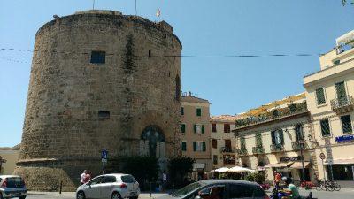 Torre di porta terra Alghero