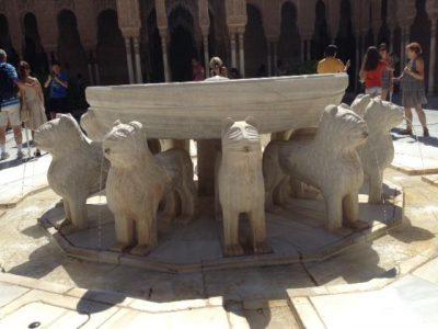 Granada Il patio dei Leoni