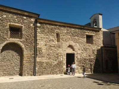 Santa Maria delle grazie a Castelsardo