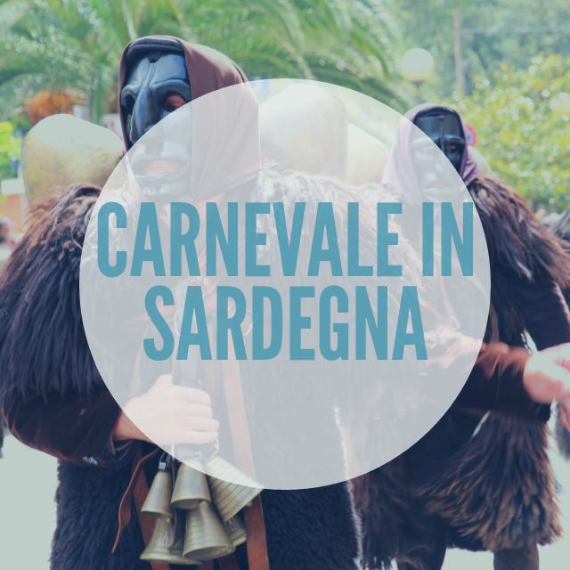Carnevale in Sardegna – Le maschere più belle