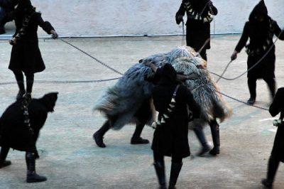 Carnevale in Sardegna - Urthos e buttudos