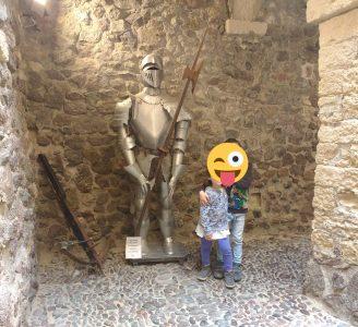 Armatura castello Castelsardo