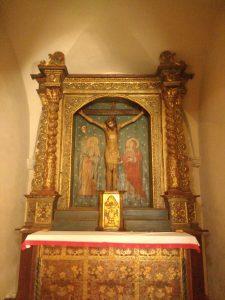 Il Cristo nero a Santa Maria delle grazie