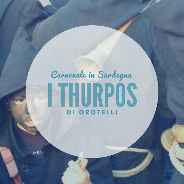 I Thurpos di Orotelli – Carnevale in Sardegna