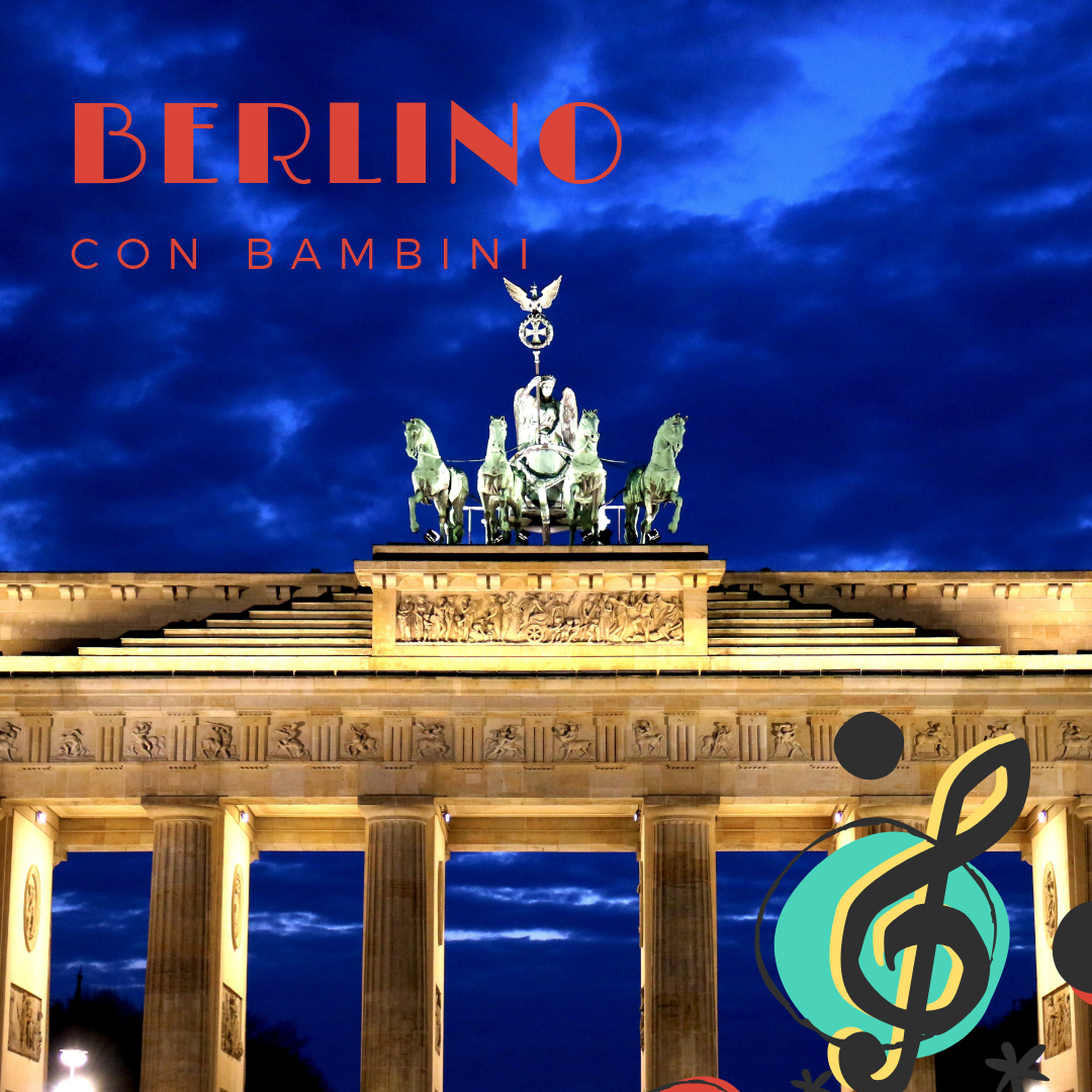 Berlino con bambini – Germania