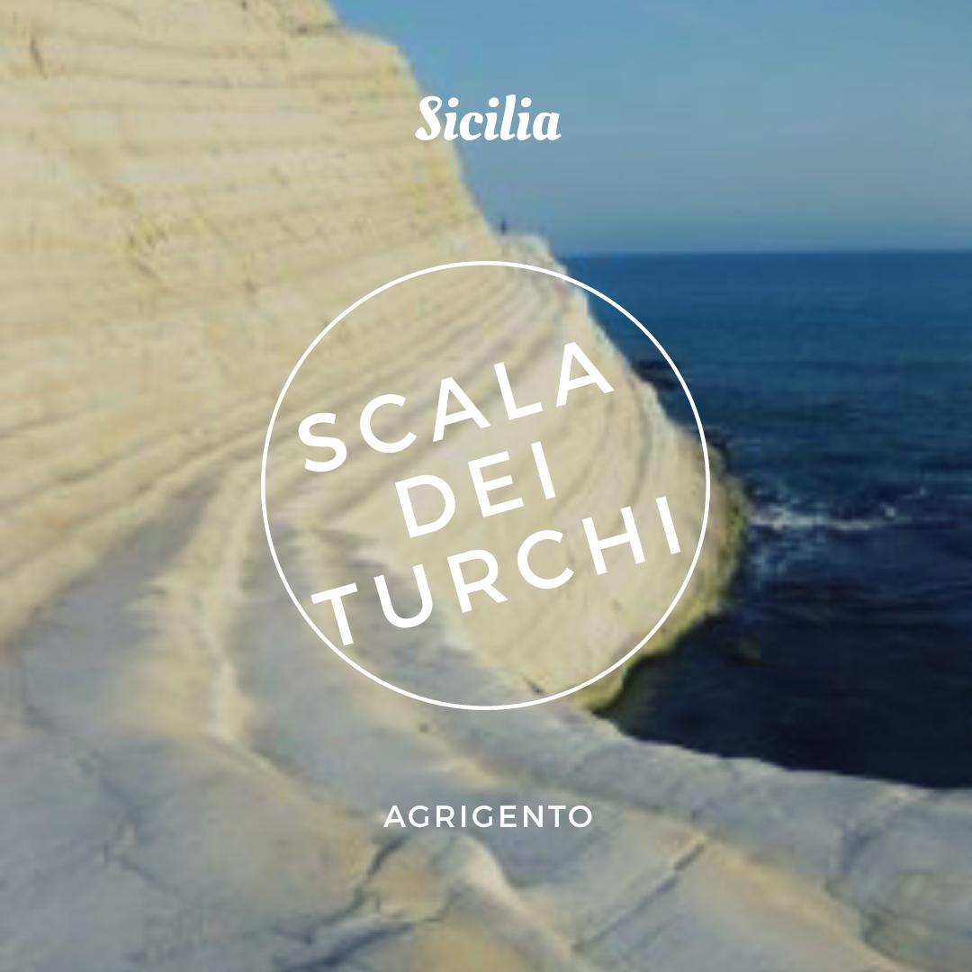 Scala dei Turchi – Sicilia