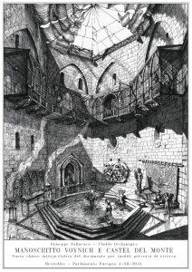 Castel del Monte ballatoio