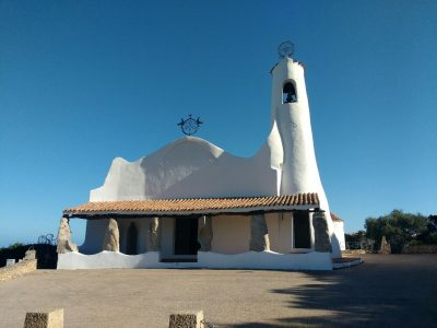 La chiesa di Stella Maris