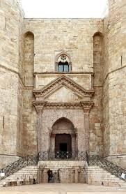 Castel del Monte portale