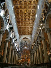 Duomo di Pisa con i bambini