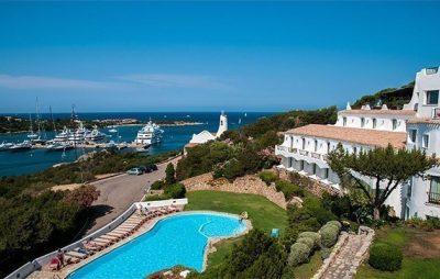 Hotel Luci di la muntagna a Porto Cervo