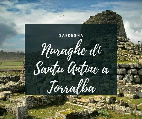 Nuraghe di Santu Antine a Torralba