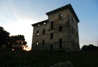 Villa Diana lago Coghinas