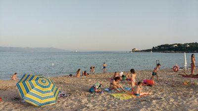 Spiaggia di Lazzaretto