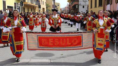 Costume sardo di Desulo