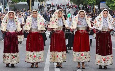 Costume sardo di Osilo