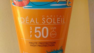 Crema solare raggi UVA