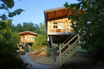 Casa sull'albero in Piemonte Ecolodge langhe