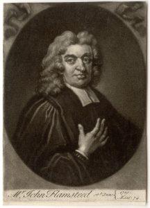 John Flamsteed Longitudine