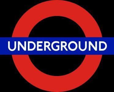 Il simbolo della metro di Londra