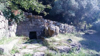 Bonorva Fonte sacra di Su Lumarzu