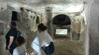 Domus de Janas di Sant'Andrea priu tomba del Capo