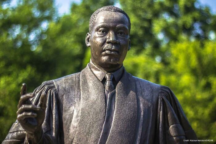 Martin Luther King Jr: un percorso negli Usa