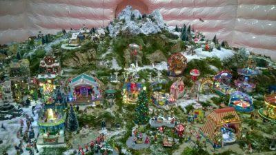 villaggi di Babbo Natale in Liguria giuele