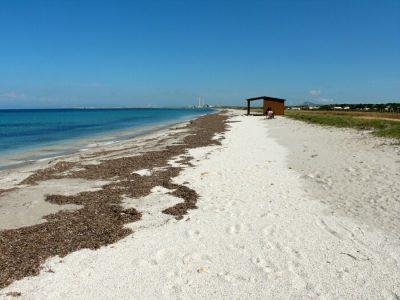 La spiaggia di Ezzi Mannu