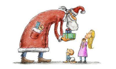 A Natale siamo tutti più buoni