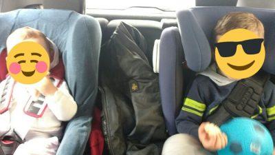 Seggiolino auto bambini: fino a che altezza
