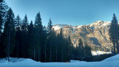 A sappada c'è neve Sappada per bambini in inverno
