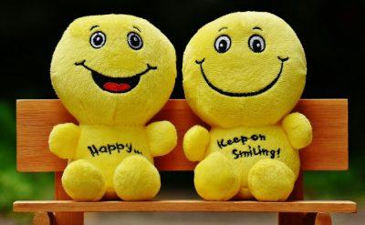 Blue Monday e sorridere
