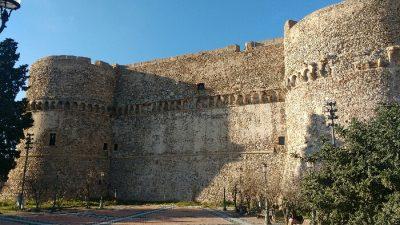 Reggio Calabria con bambini castello aragonese