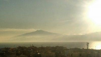 Reggio Calabria Etna