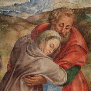 Chiesa sant'andrea Spello Maria giuseppe
