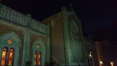 messina Santuario della Madonna di Montalto