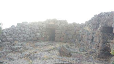 Monte baranta recinto torre