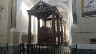 tomba di Federico II di Svevia