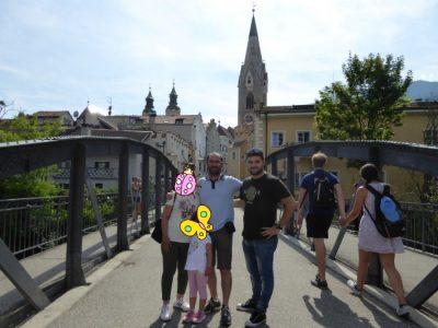 Cosa vedere a Bressanone con bambini ponte aquila