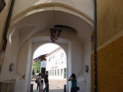Cosa vedere a Bressanone con bambini ponte sabiona