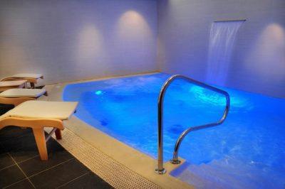 Hotel con piscina coperta in Lazio