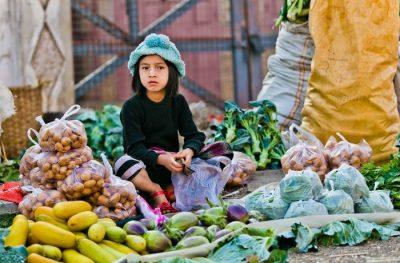 mercatino dei bambini