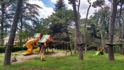 monte pisanu area giochi bambini